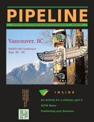 Pipeline - NASPD