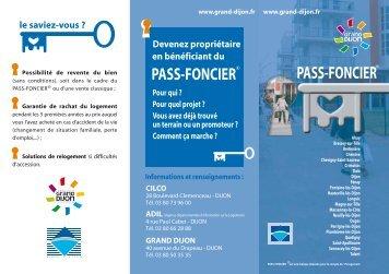 PASS-FONCIER PASS-FONCIER - le Grand Dijon