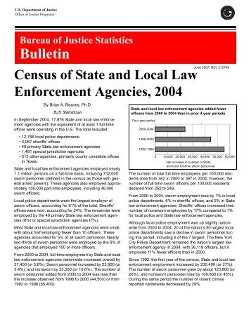 law enforcement paper Law enforcement news law enforcement news, a publication of john jay college of criminal justice (cuny), was published continuously for 30 years beginning in.