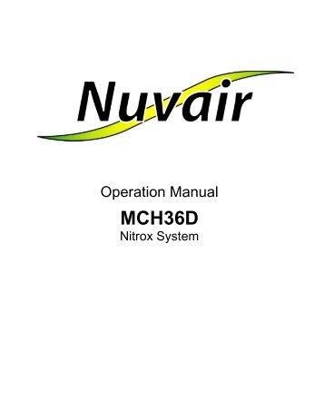 MCH36D - Nuvair