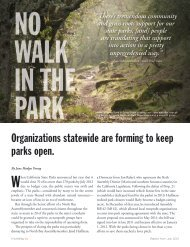 Read it here - Sonoma Land Trust