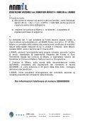 fondo a sostegno delle vittime di infortuni sul lavoro e dei ... - Anmil - Page 2