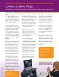 taking education to new heights - College of Education - University ... - Page 6