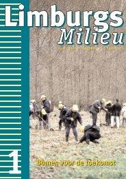 Limburgs Milieu nr. 1 2002 - Milieufederatie Limburg