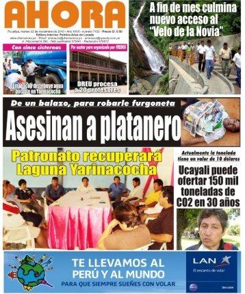 Local - Diario Ahora