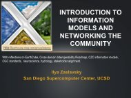 introduction to information models and networking the ... - Geon
