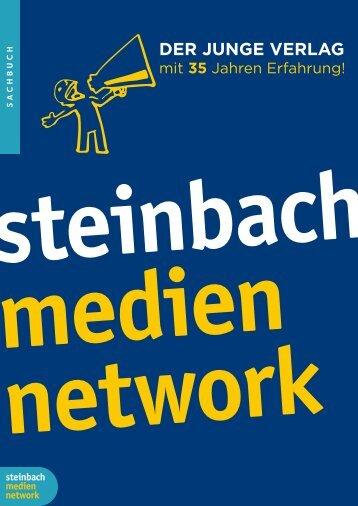 Buch Vorschau Herbst 2013 - Steinbach Sprechende Bücher