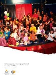 Jahresbericht 2011 - Heilpädagogische Schule Heerbrugg