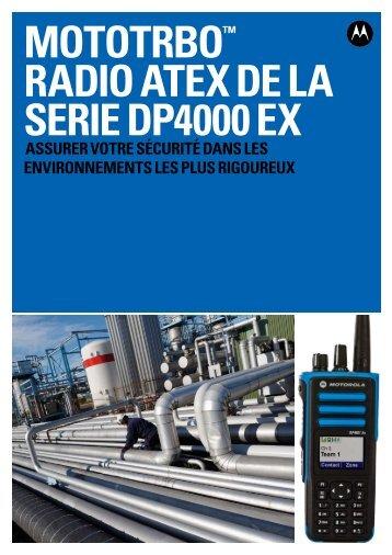 (FR) - Brochures - Motorola Solutions