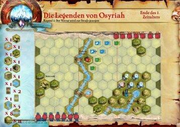 Die Legenden von Osyriah