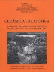 CERAMICA TALAYOTICA - UAB-Asome
