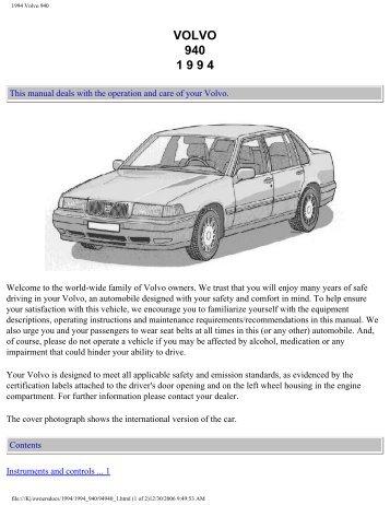 1994 volvo 940?quality=80 1994 volvo 850 seat wiring diagram 1994 volvo 850 air 1994 volvo 850 wiring diagram at bakdesigns.co