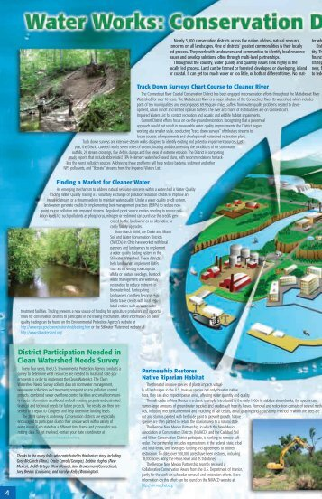 Water Works - National Association of Conservation Districts