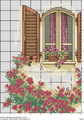 Pcstitch pattern viewer schemi punto croce gratis for Punto croce immagini