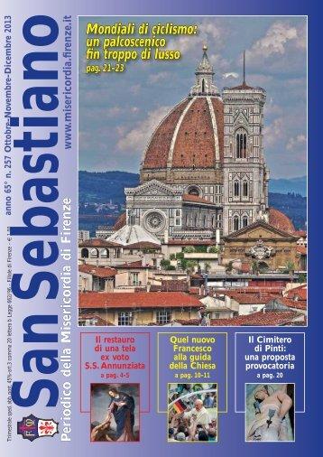 San Sebastiano n. 257 - Misericordia di Firenze