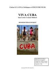 3. 'Viva Cuba' - Café des Images
