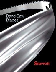 Saw Blade & Accessories - Starrett