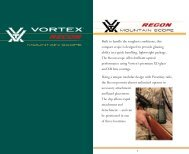Built to handle the roughest conditions, this ... - Vortex Canada