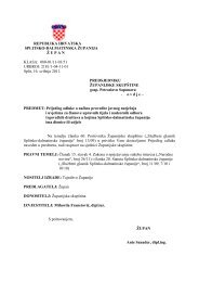 Prijedlog odluke o načinu provedbe javnog natječaja i uvjetima za ...