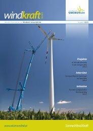 Interview - Windkraft Simonsfeld