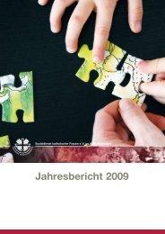 Jahresbericht 2009 - SkF eV im Kreis Warendorf