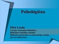 Psihohigiēna - Academia