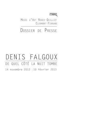 DENIS FALGOUX - Ville de Clermont-Ferrand