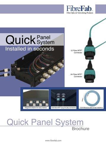 QuickPanel - Gfo Europe S.p.A.
