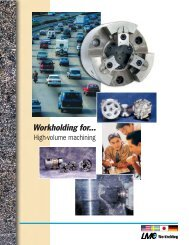 Workholding for... - Suministros Industriales