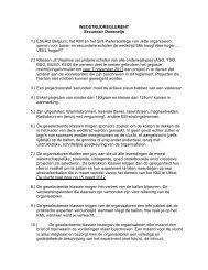 WEDSTRIJDREGLEMENT Secundair Onderwijs ... - ESERO Belgium