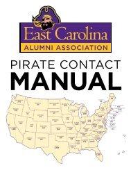 Pirate Contact Manual - PirateAlumni.com