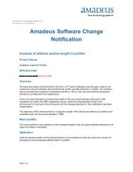 2008-11-25 CORRECTION 3rd party notification ... - Amadeus