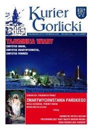 TAJEMNICA WIARY - Urząd Miejski w Gorlicach
