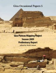 Click here to download GOP5 - Ancient Egypt Research Associates