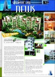 NEWS - singapore land limited