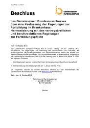 Neufassung der Regelungen zur Fortbildung im Krankenhaus PDF ...
