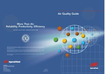 Air Quality Guide - ingersoll-rand.gr