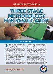 427_FAFEN Methodology for Election Result Audit