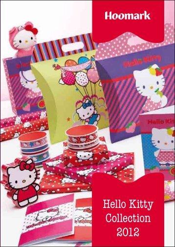 Hello Kitty Collection 2012 - Hoomark