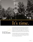 It's Time. Faces of The Campaign - Tilton School - Page 5