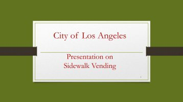Sidewalk Vending PowerPoint 8
