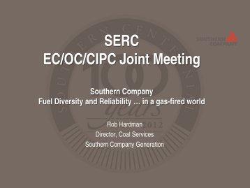 08 Rob Hardman - SERC presentation 10-18-12 Final.pdf
