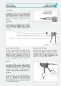 Bipolare Instrumente Zerlegbare Bipolarzange Bipolar ... - Elmed - Seite 3
