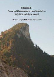 Vilserkalk – - Geologische Bundesanstalt