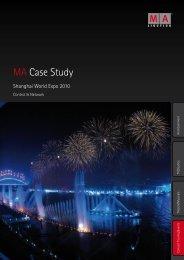 MA Case Study - MA Lighting