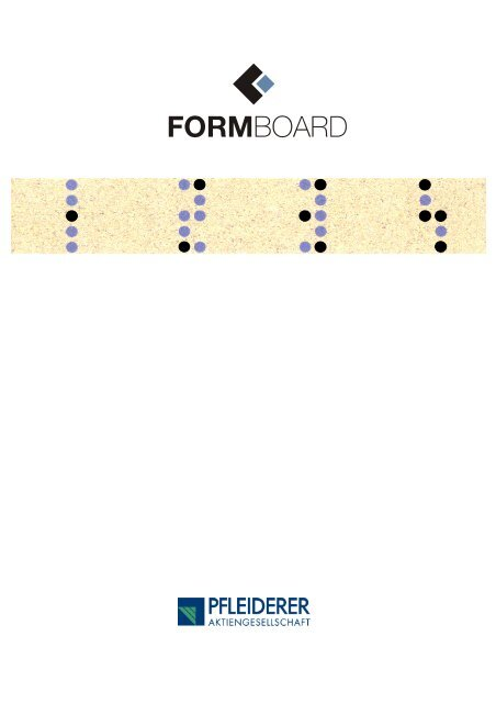 nformationen-Formboard - Bauhandel Müller GmbH
