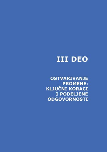 III DEO - Disability Monitor Initiative