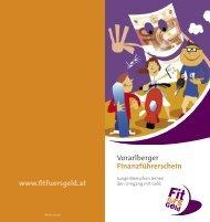 Folder Finanzführerschein.indd - in der Hyperworld