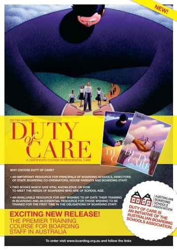 Duty of Care Book 1