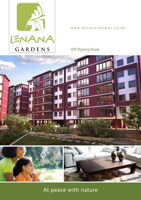 Lenana Gardens brochure.pdf - Villa Care